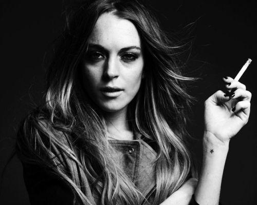 Lindsay Lohan Stars in Lawyer.Com Directory Advert