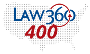 Law360: The 400 Largest US Law Firms (2018)